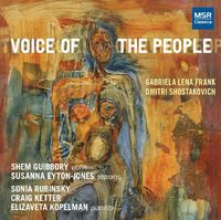 Frank/Shostakovich - Voice Of The People
