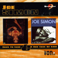 Joe Simon - Easy To Love/Bad Case Of Love [Import]