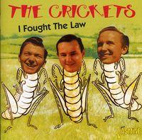 Crickets - Fought The Law [Import]