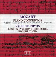 Valerie Tryon - Piano Concertos Nos 24 & 25