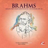 Brahms - Sonata Violin & Piano 3