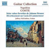 Jeffrey Mcfadden - Seize Valses Favorites de Johann Strauss Op 7