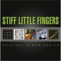 Stiff Little Fingers - Original Album Series (Ger)