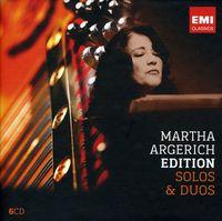 Martha Argerich - Argerich: Solos & Duos