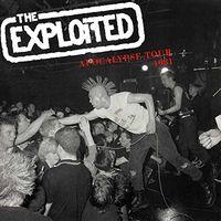 Exploited - Apocalypse Tour 1981