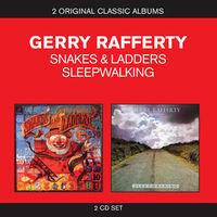 Gerry Rafferty - Classic Albums: Snakes & Ladders/Sleepwalking [Import]