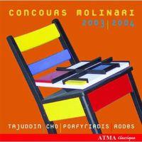 Tajudden/Cho/Porfyriadis - Concours Molinari 2003/2004 Competition Winners