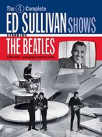 The Beatles - The 4 Complete Ed Sullivan Shows Starring The Beatles [DVD]