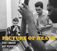 Chet Baker / Pepper,Art - Picture Of Heath (Bonus Tracks) [Deluxe] [Remastered] [Digipak]