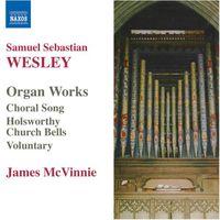 James McVinnie - Organ Music
