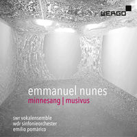 Swr Vokalensemble - Minnesang / Musivus