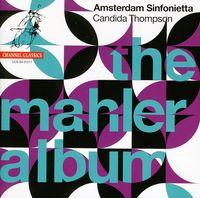Amsterdam Sinfonietta - Mahler Album / String Quartet 11