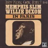Memphis Slim & Willie Dixon - In Paris [Vinyl]
