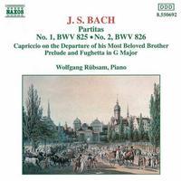 J. RHEINBERGER - Partitas 1 & 2