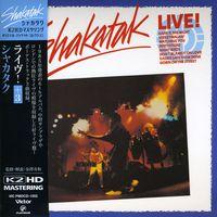 Shakatak - Live