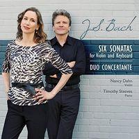 Duo Concertante - Six Sonatas For Violin & Piano