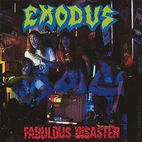 Exodus - Fabulous Disaster (Pict) (Uk)
