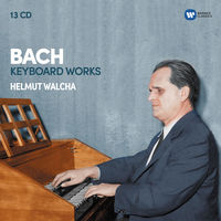 Helmut Walcha - Bach: Keyboard Works