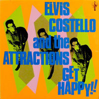 Elvis Costello - Get Happy [Vinyl]