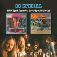 38 Special - Wild-Eyed Southern Boys/Special Forces [Import]