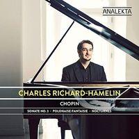 Charles Richard-Hamelin - Sonata No. 3 Polonaise-Fantaisie Nocturnes