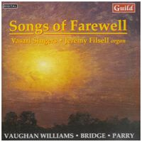 Vasari Singers - Songs of Farewell