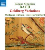 J Bach S / Rubsam - Goldberg Variations