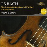 J.S. Bach - Complete Sonatas & Partitas For Solo Violin (Slim)