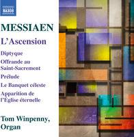 Tom Winpenny - Messiaen: L'ascension