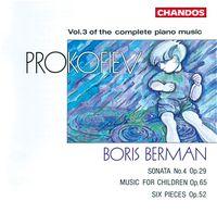 BORIS BERMAN - Piano Music 3