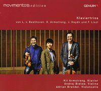 Kit Armstrong - Klaviertrios