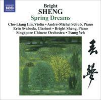 Cho-Liang Lin - Spring Dreams