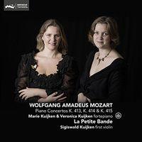 La Petite Bande - Wolfgang Amadeus Mozart: Piano Concertos KV. 413-415