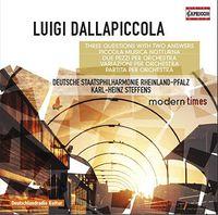 Dallapiccola / Ezenarro / German Phil Orch - Orchestral Pieces