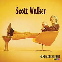 Scott Walker - 5 Classic Albums