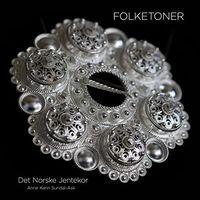 Det Norske Jentekor - Folketoner