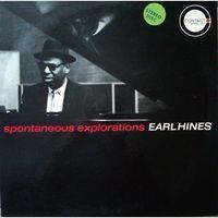 Earl Hines - Spontaneous Explorations [Remastered] (Jpn)