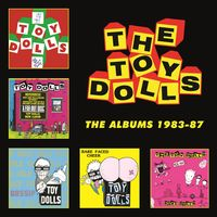 Toy Dolls - Albums 1983-1987 (Box) (Uk)