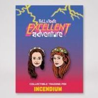 Bill & Ted's Excellent Adventure [Movie] - Bill & Ted: Lapel Pin Set B