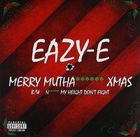 Eazy-E - Merry Muthafuckin' X-Mas [Red Vinyl SIngle]