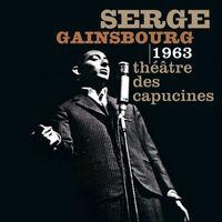 Serge Gainsbourg - Theatre Des Capucines