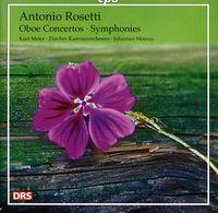 Zurich Chamber Orchestra - Oboe Concertos & Symphonies