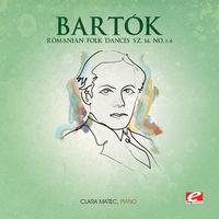 Bartok - Romanian Folk Dances SZ. 56, No. 1 - 6