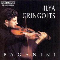 Ilya Gringolts - Paganini Violin Works