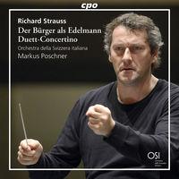Orchestra Della Svizzera Italiana - Strauss: Der Buerger als Edelmann - Duett-Concertino