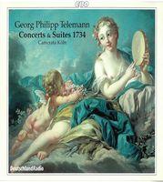 G.P. Telemann - Concerts & Suites 1734