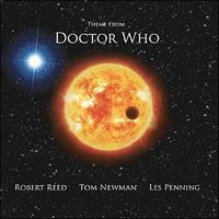 Robert Reed - Theme From Dr Who (Ep) (Uk)