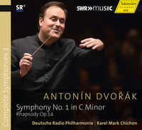 Dvorak / German Radio Philharmonic Saarbruecken - Symphony No. 1 - Rhapsodie