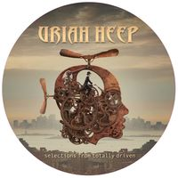Uriah Heep - Selections From Totally Driven (Picture Disc) (Uk)