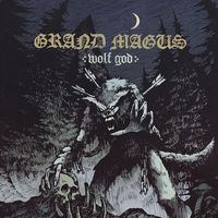 Grand Magus - Wolf God [Import LP]
